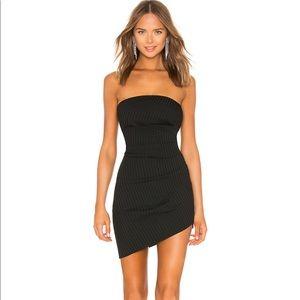 NBD Leslie Mini Dress in Black